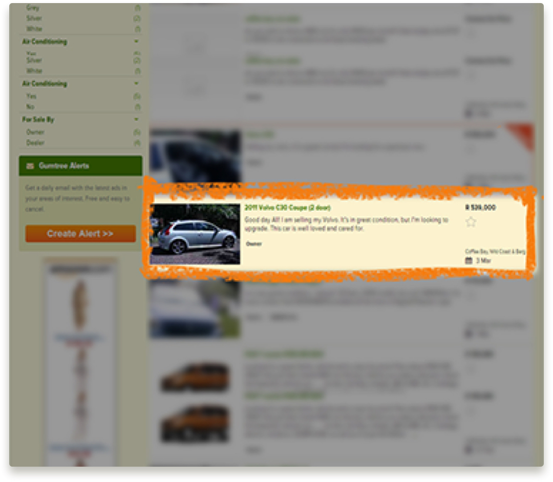 Post A Free Ad | Gumtree Classifieds South Africa
